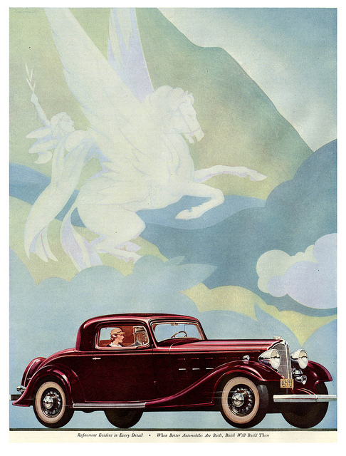 Early 1930s Car