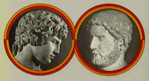 Emperor Hadrian andAntinous