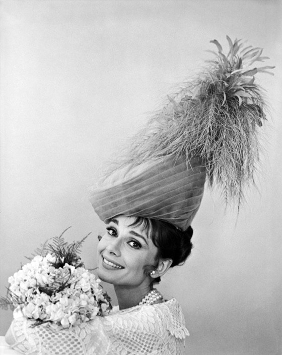 Audrey Hepburn, My Fair Lady (1964) starring Rex Harrison