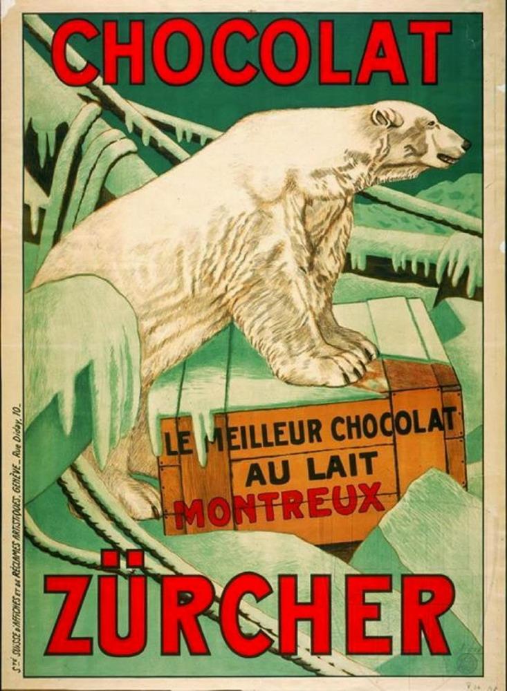 Chocolat Zurcher (Montreux,Suisse)