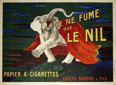 Le Nil, Papier aCigarettes