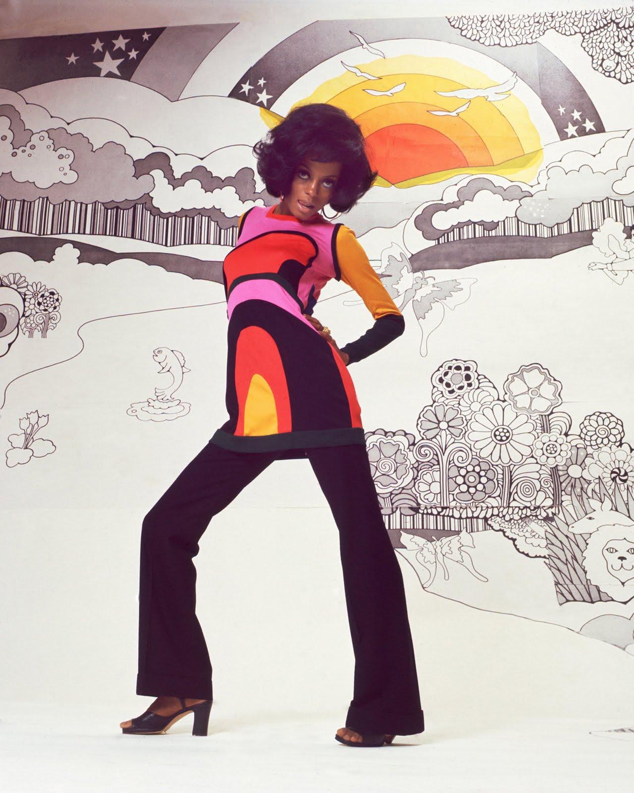 Mod Diana Ross