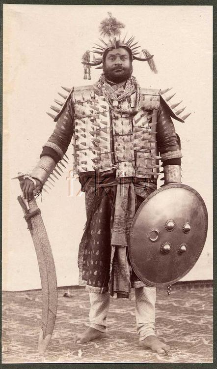 Executioner, India, 1903