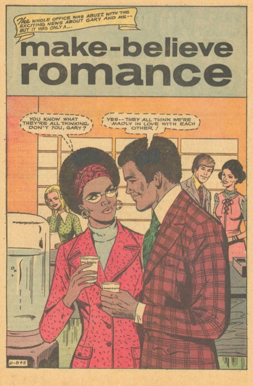 Make-Believe Romance