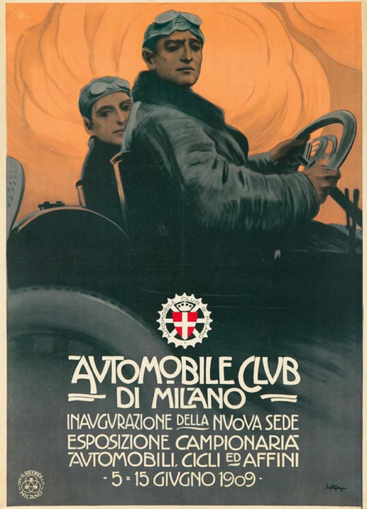Automobile Club di Milano,1909