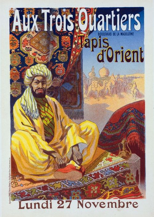tapis d orient paris 1920s oriental rug sale matthew 39 s island of misfit toys. Black Bedroom Furniture Sets. Home Design Ideas