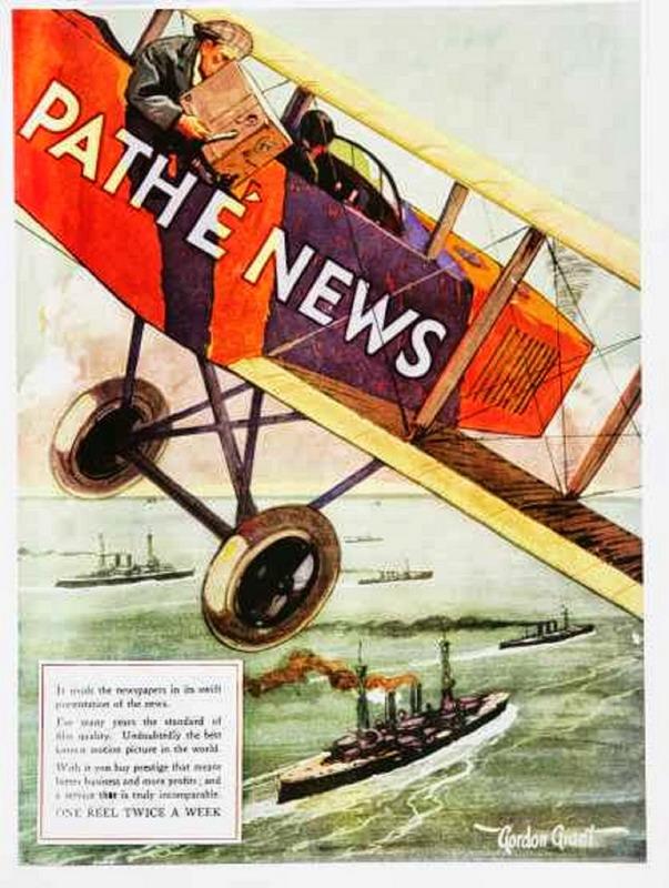 Pathe News Reels