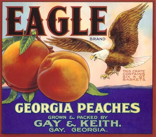 Eagle Peaches