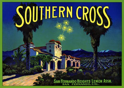 Southern Cross Lemons