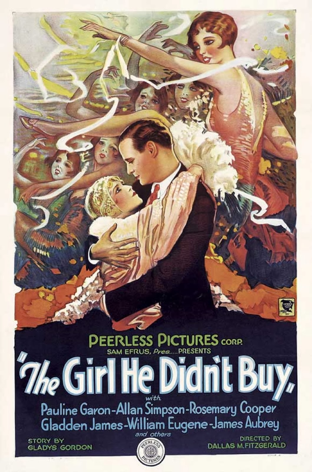 The Girl He Didn'tBuy