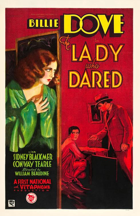 The Lady WhoDared