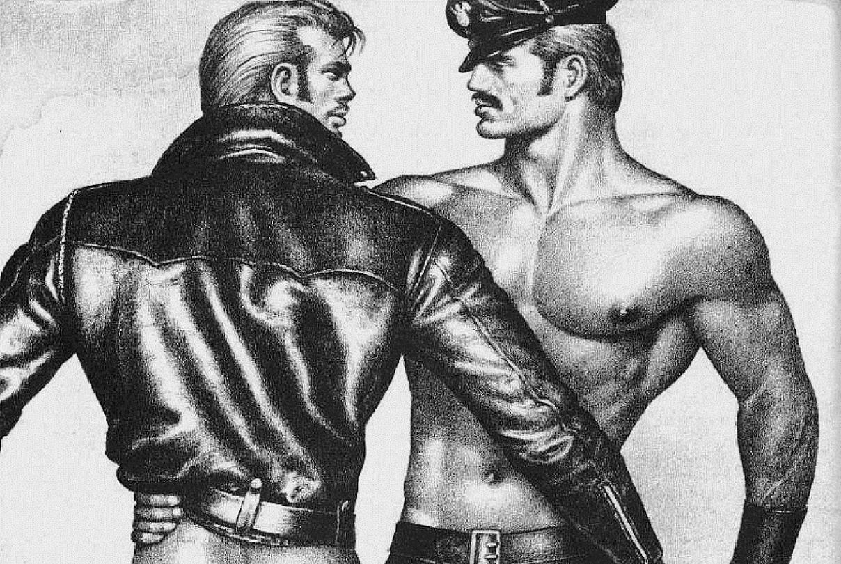 Tom of finland circus