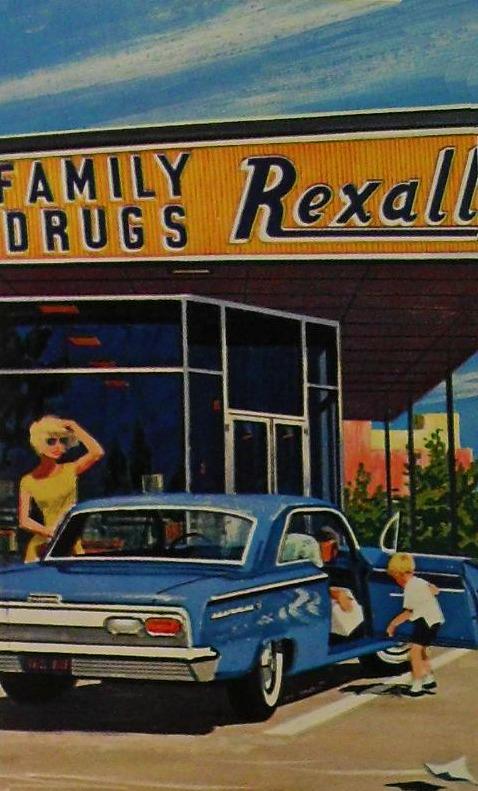 1964: Rexall Drugs