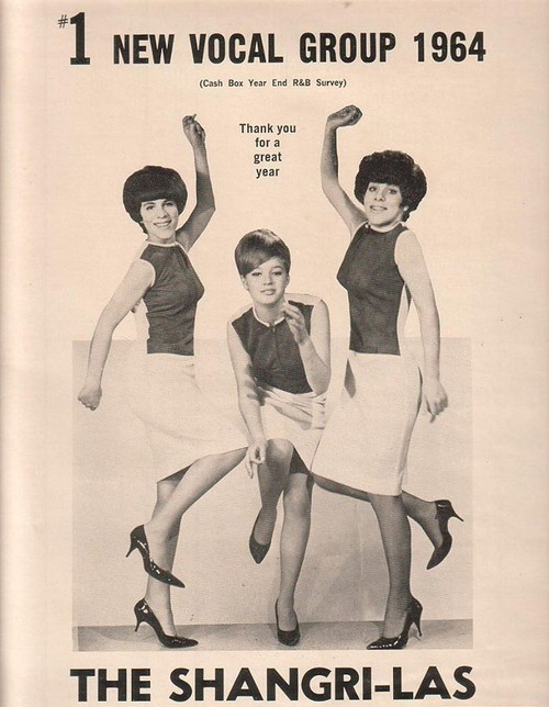 1964: The #1 New Vocal Group – The Shangri-las
