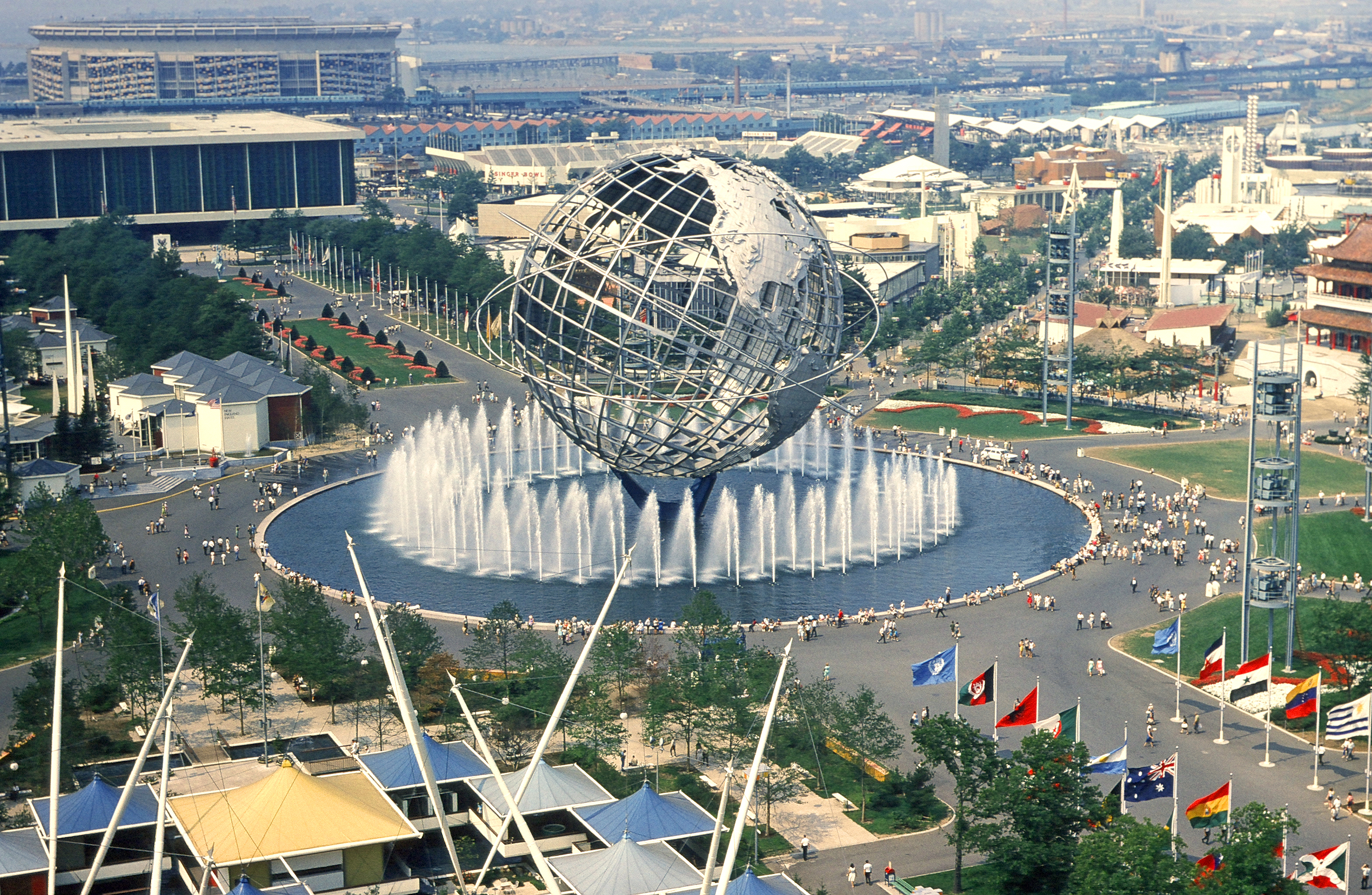 Camping World Headquarters >> 1964: World's Fair, New York City | Matthew's Island of Misfit Toys