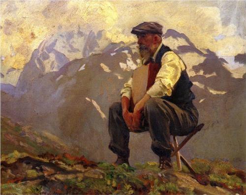 John Singer Sargent: SelfPotrait
