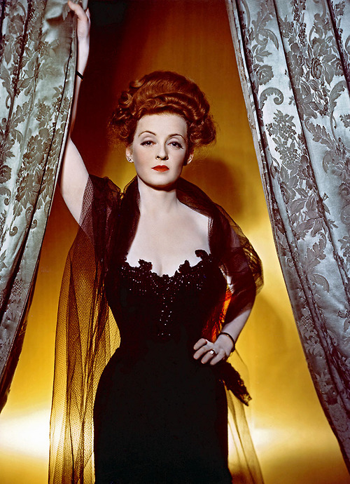 bette little foxes goerge hurrell