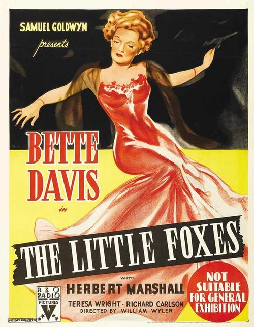 bette little foxes