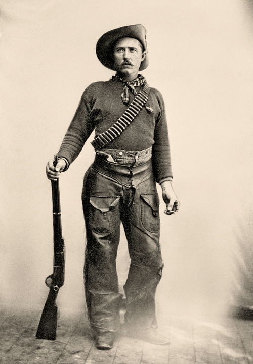 Canadian Rocky Mountain Ranger, 1800s