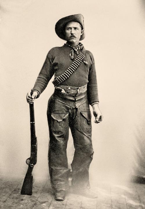 Canadian Rocky Mountain Ranger,1800s
