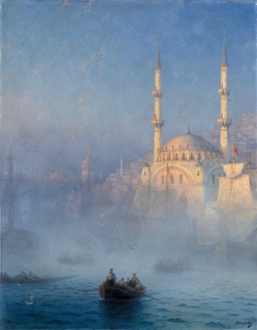 Constantinople by IvanAyvazovsky