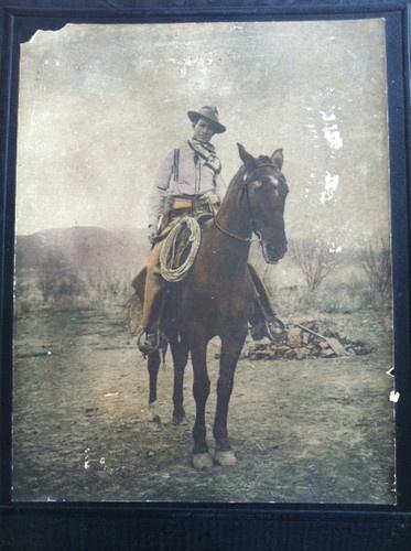 Cowboy, 1800s