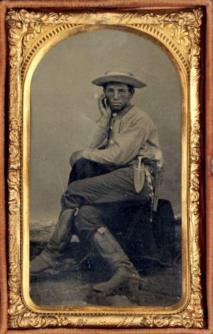 Real Cowboy, 1800s
