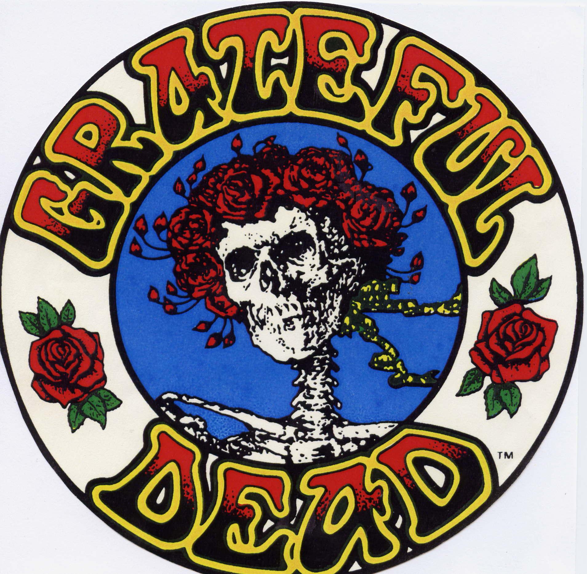 Grateful Dead Logo Gra...