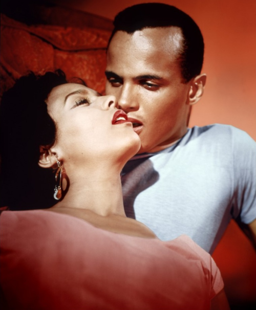 Harry Belafonte and DorothyDandridge