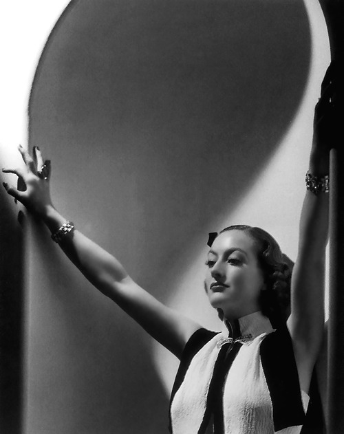 Joan Crawford, ruling overall