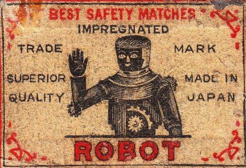 Robot Matches, Japan