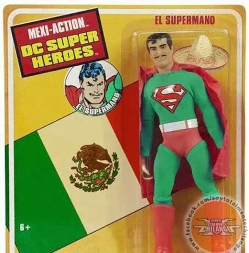 MEXICO el supermano