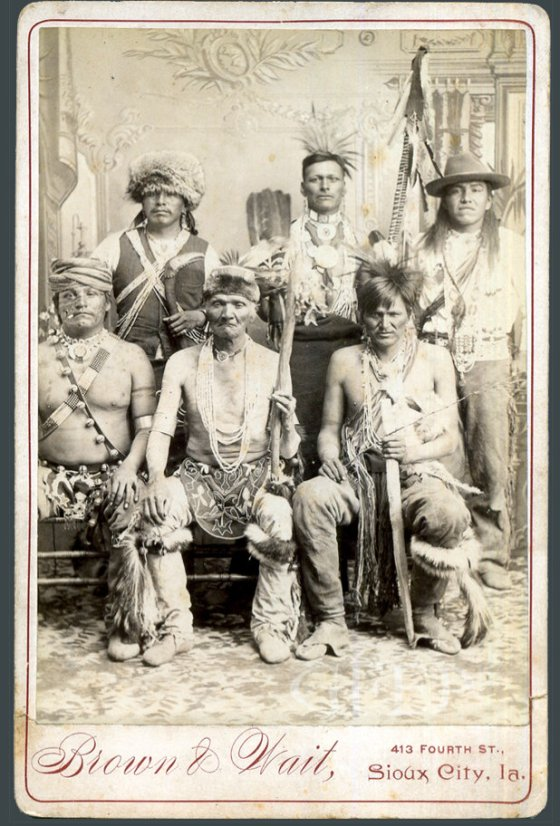 NATIVE AMERICANS SD