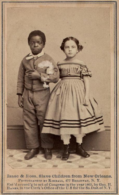 SLAVE CHILDREN 501