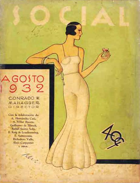 Social, Agosto 1932
