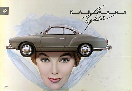 1950s VW KarmanGhia