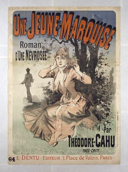 Jeune Marquise, roman d'unenervosee