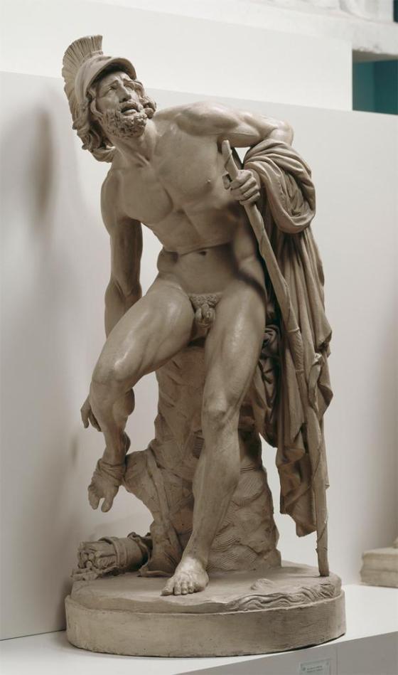 statue heel