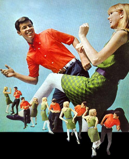 1967 Groovy fashions