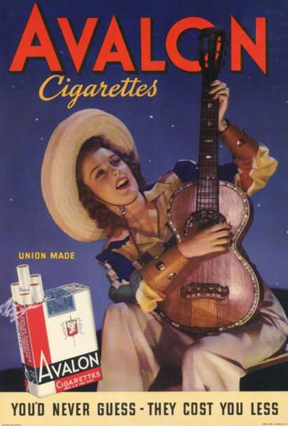 Avalon Cigarettes