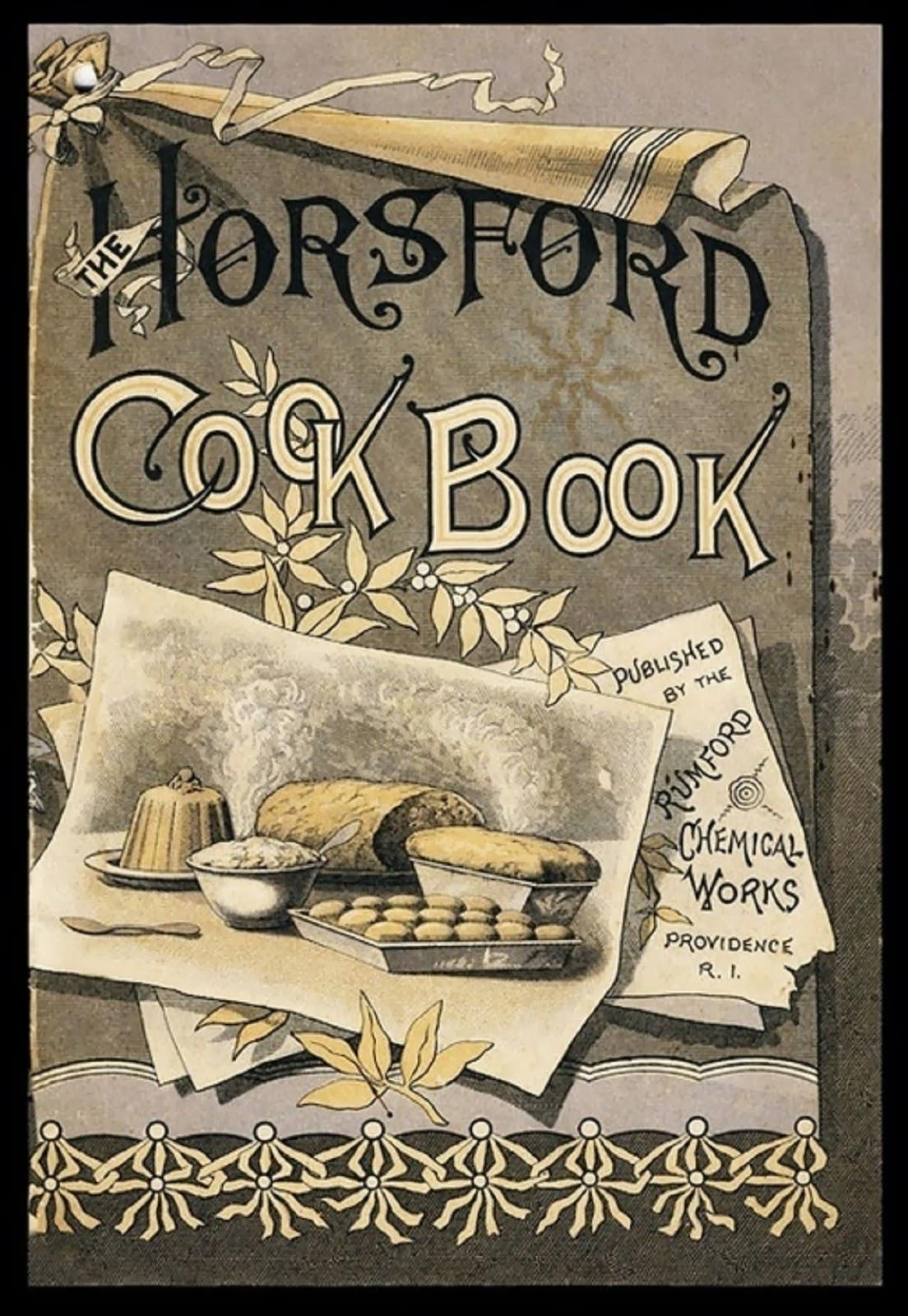 Cookbook, Rhode Island,1800s