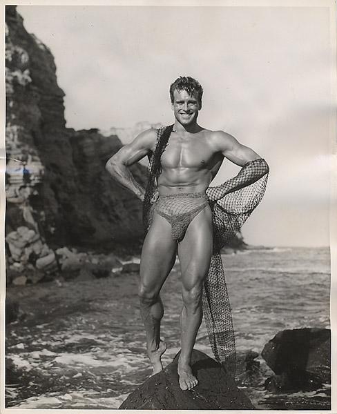 Ed Fury (1950s)