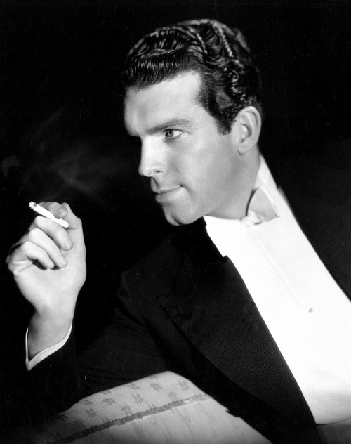 Young Fred MacMurray