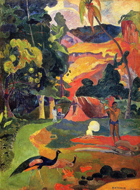 Paul Gaugin, Tahiti,1892