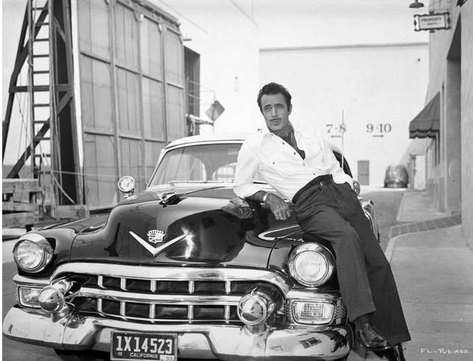 Gilbert Roland, 1955