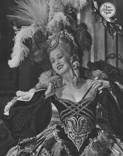 Norma Shearer as Marie Antoinette