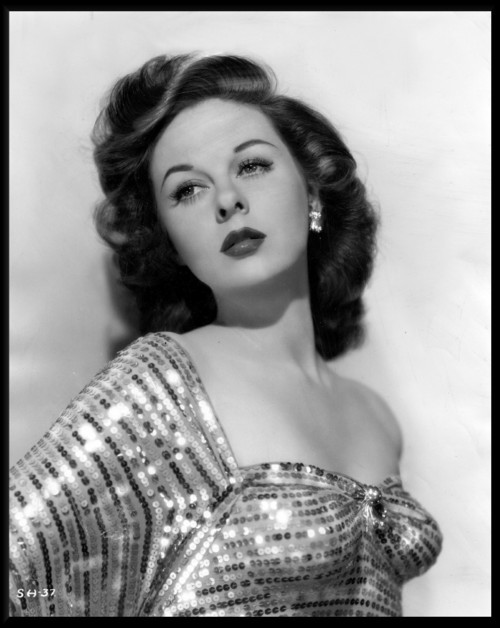 susan hayward biography