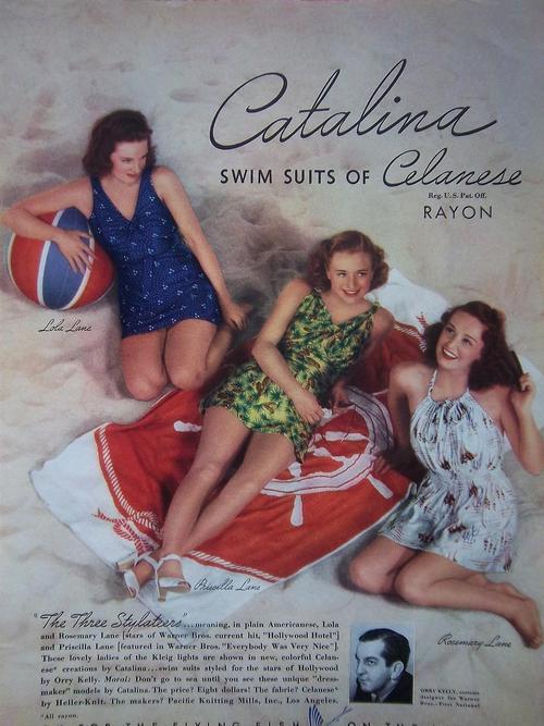 swimsuit catalina 321
