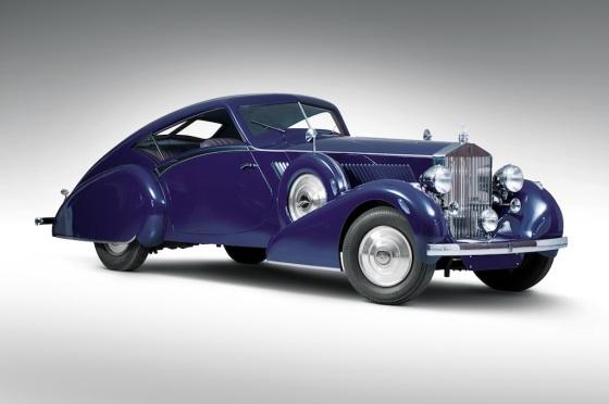 1937 RR Phantom III Aero