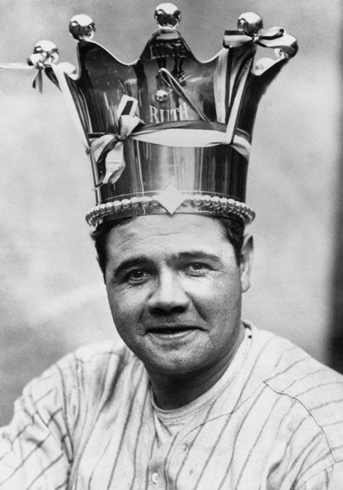 Babe Ruth, Baseballgreat